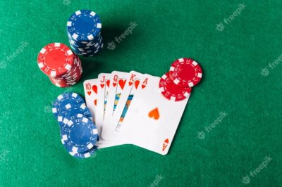 part time poker